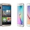 [Resumen] El HTC Uno M9 Y Samsung Galaxy S6 / S6 borde puede ser pre-ordenado de la mayoría de los transportistas estadounidenses, así es como